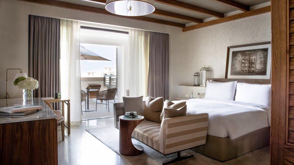Jumeirah Al Naseem Ocean Club Terrace Zimmer