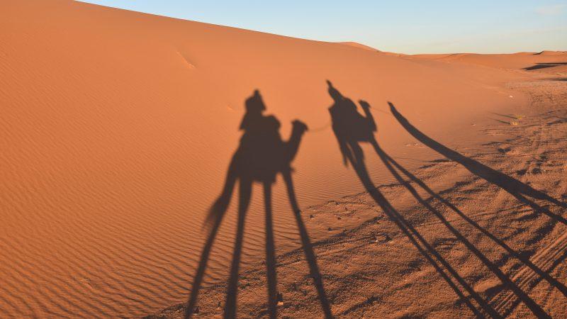 Desert Marokko