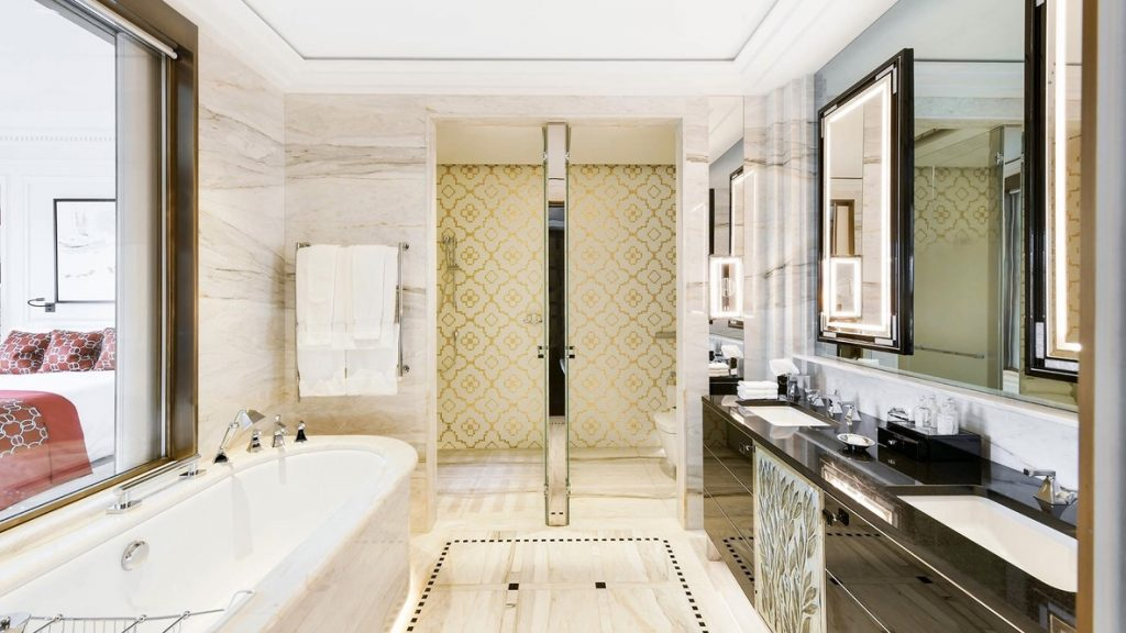 Savoy London Badezimmer