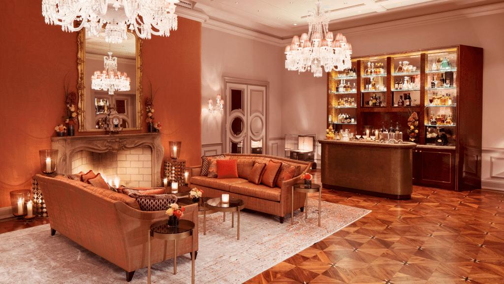 Fairmont Hotel Vier Jahreszeiten Hamburg Jahreszeiten Salon