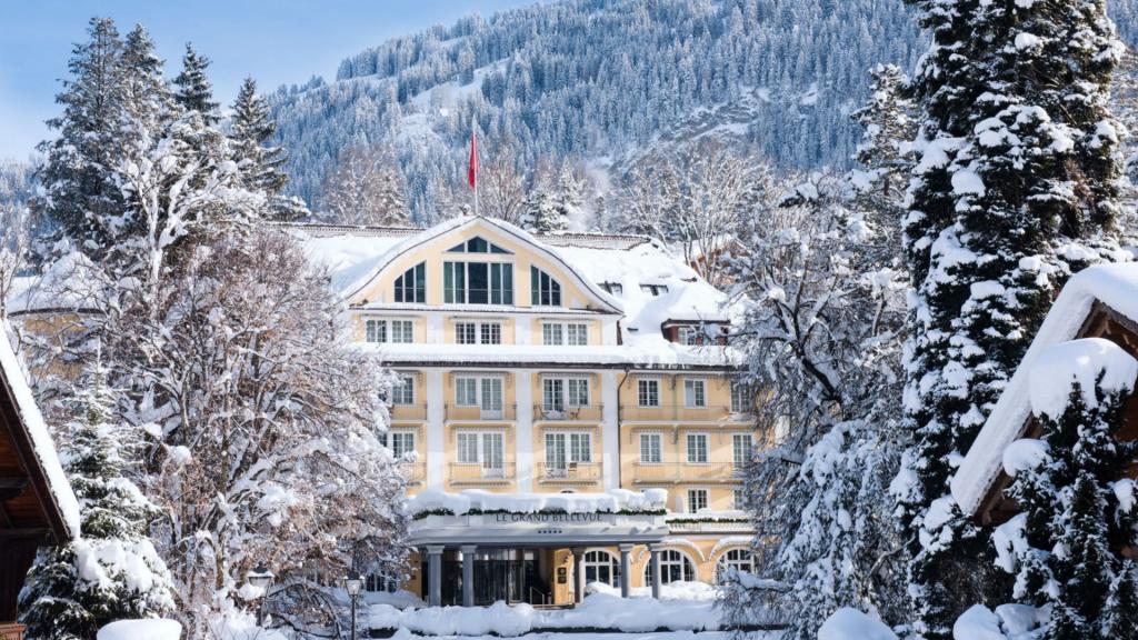 Grand Bellevue Gstaad Small Luxury Hotel