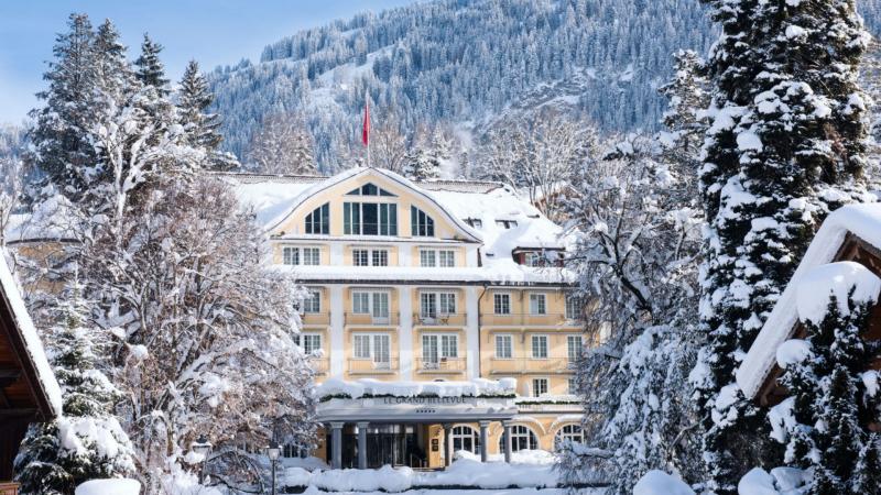 Grand Bellevue Gstaad