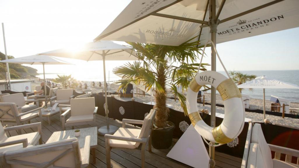 Grand Hotel Heiligendamm Beach Bar