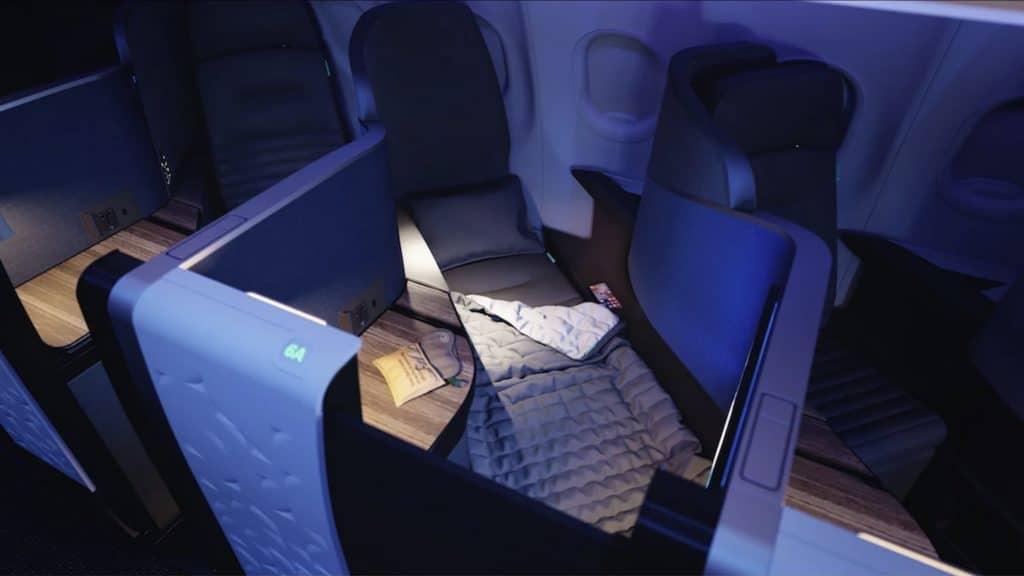 JetBlue Mint Business Class Airbus A321LR 2