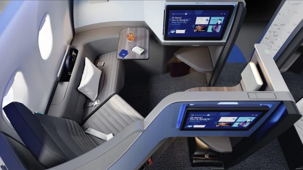 JetBlue Mint Business Class Airbus A321LR (4)