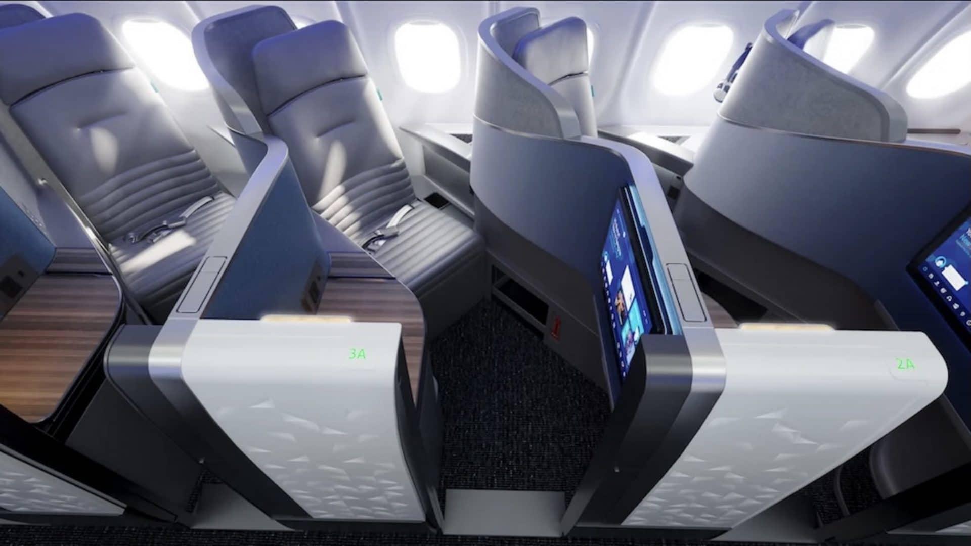 JetBlue Mint Business Class Airbus A321LR