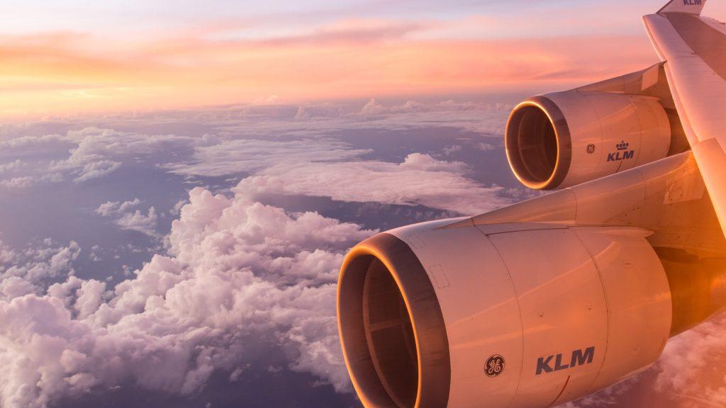 KLM Plane 1
