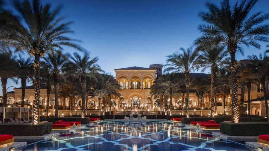 One & Only The Palm Dubaï hôtels