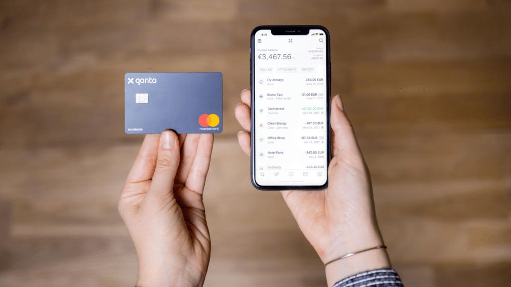 Qonto Online Banking App