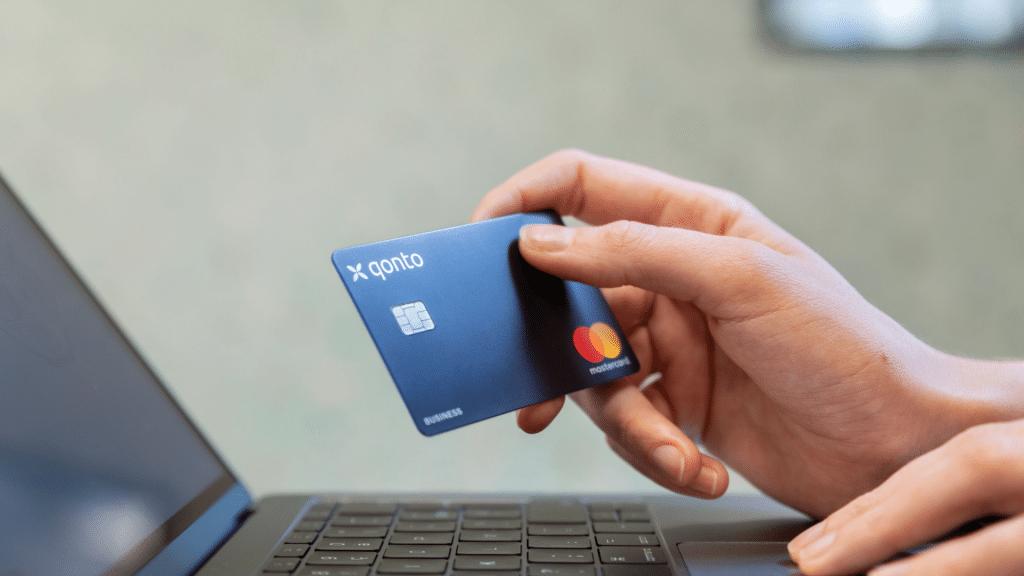 Qonto One Business Debit Card