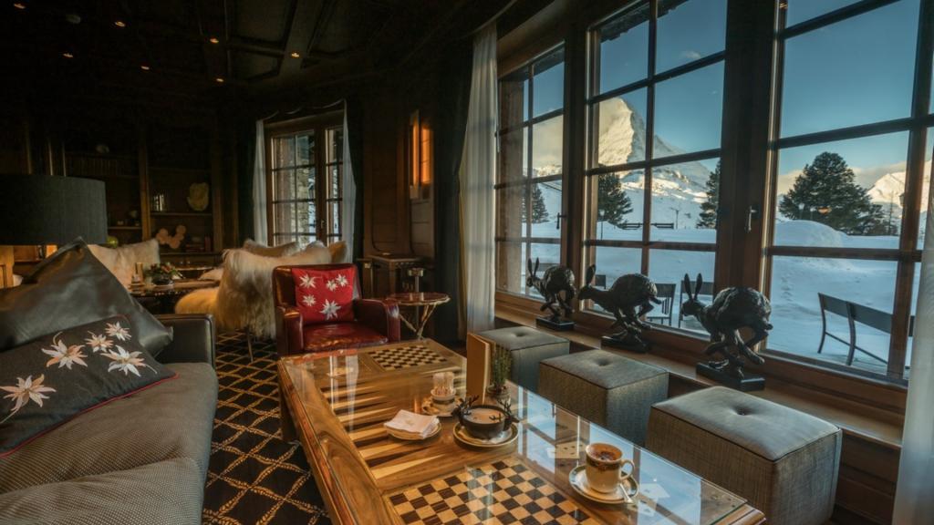 Riffelalpresort 2222m Zermatt Bar