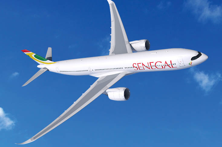 A330-900 Air Senegal