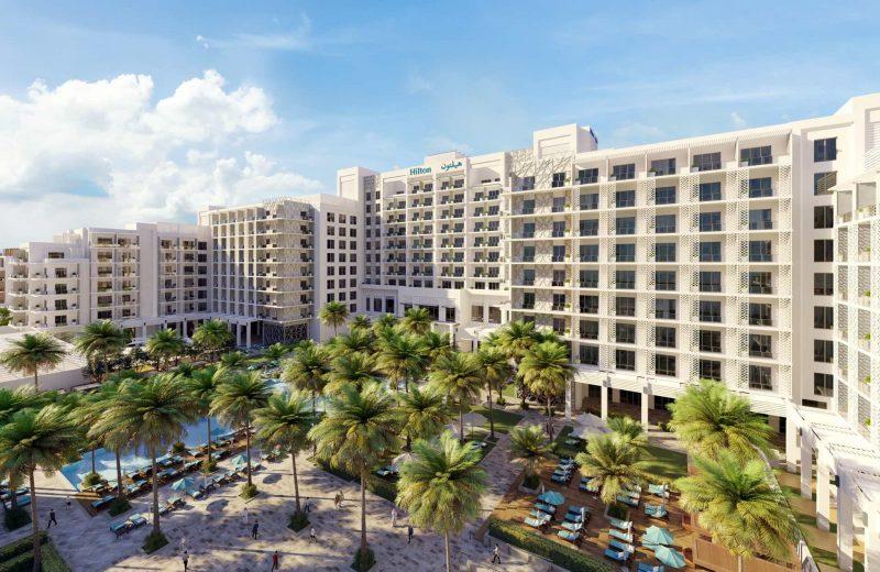 Hilton Abu Dhabi Yas Island Resort 4