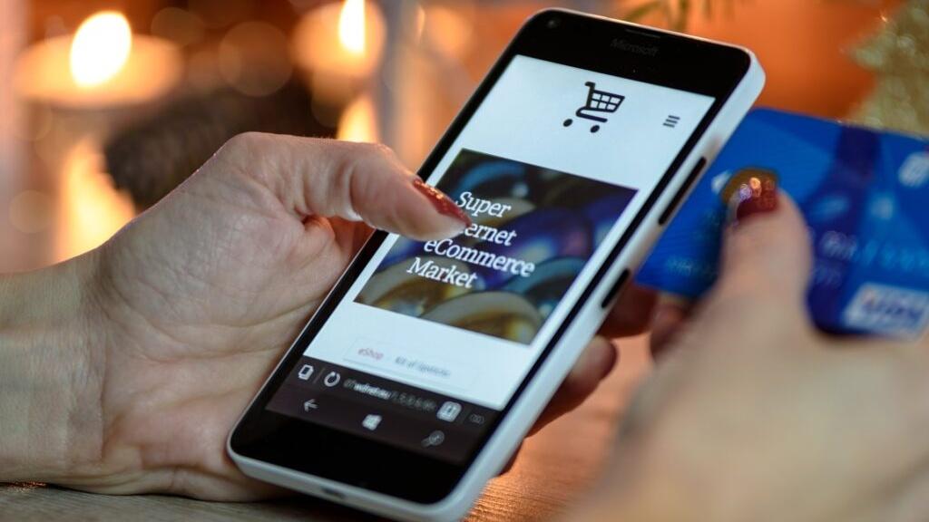 Online Shopping mit der Klarna Card
