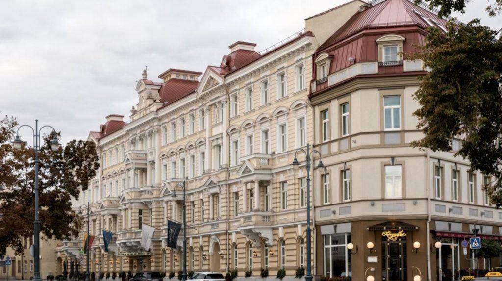 Grand Hotel Kempinski Vilnius Hotel