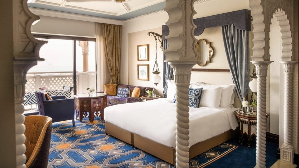 Al Qasr Madinat Jumeirah  Ocean Club Zimmer