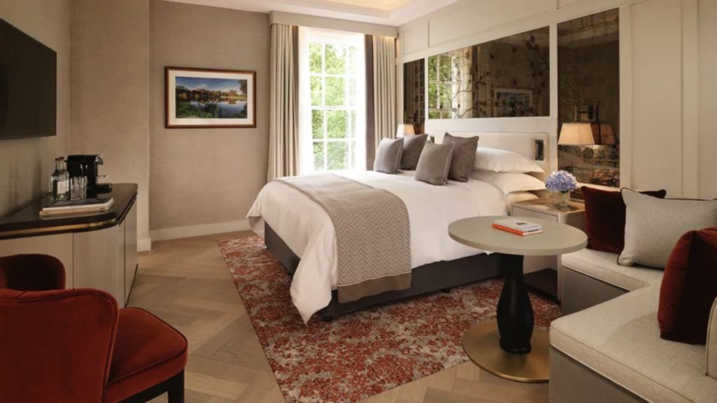 Biltmore Mayfair London Premier Zimmer mit Ausblick