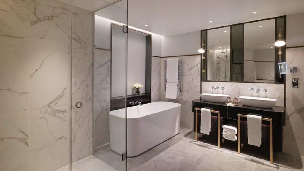 Biltmore Mayfair London Badezimmer
