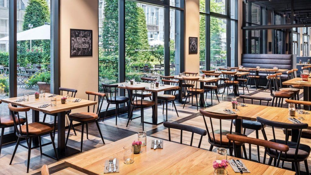 Le Meridien München Restaurant Imri