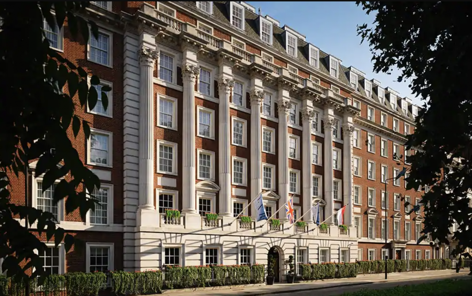 Biltmore Mayfair London Hilton LXR Hotel