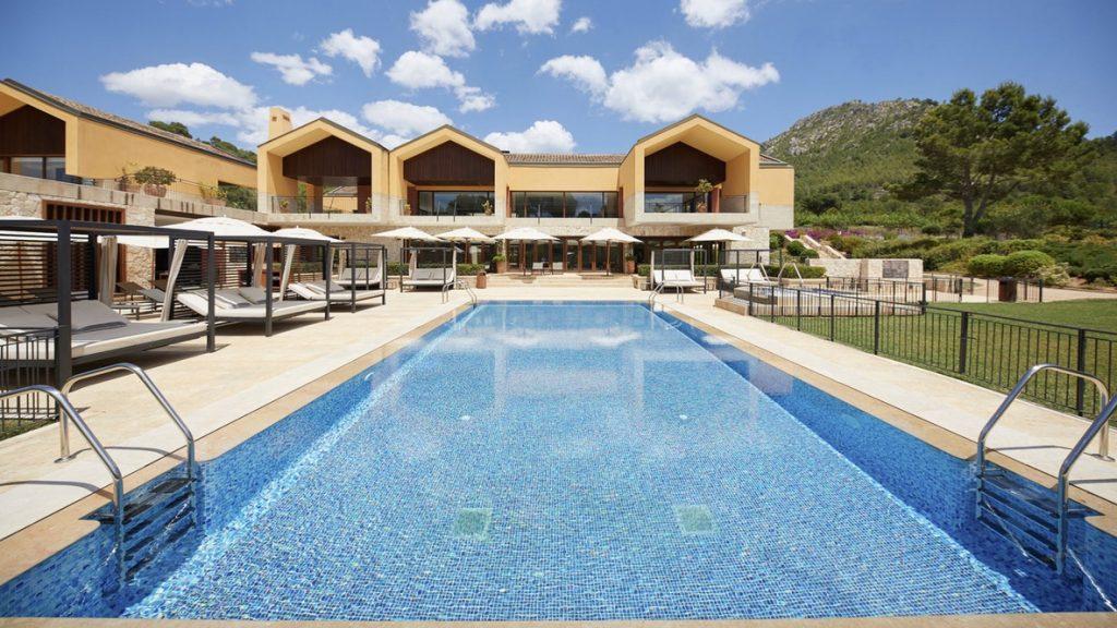 Cap Vermell Grand Hotel Mallorca Country Club Pool