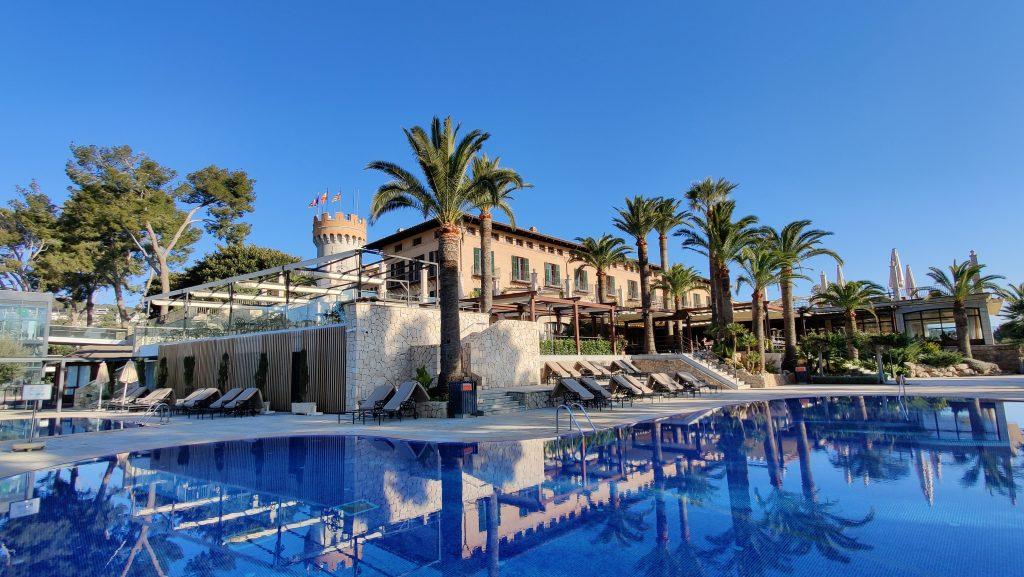 Castillo Son Vida Mallorca Outdoor Pool