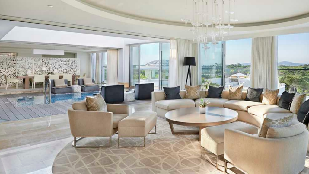 Conard Algarve Dachgarten Suite