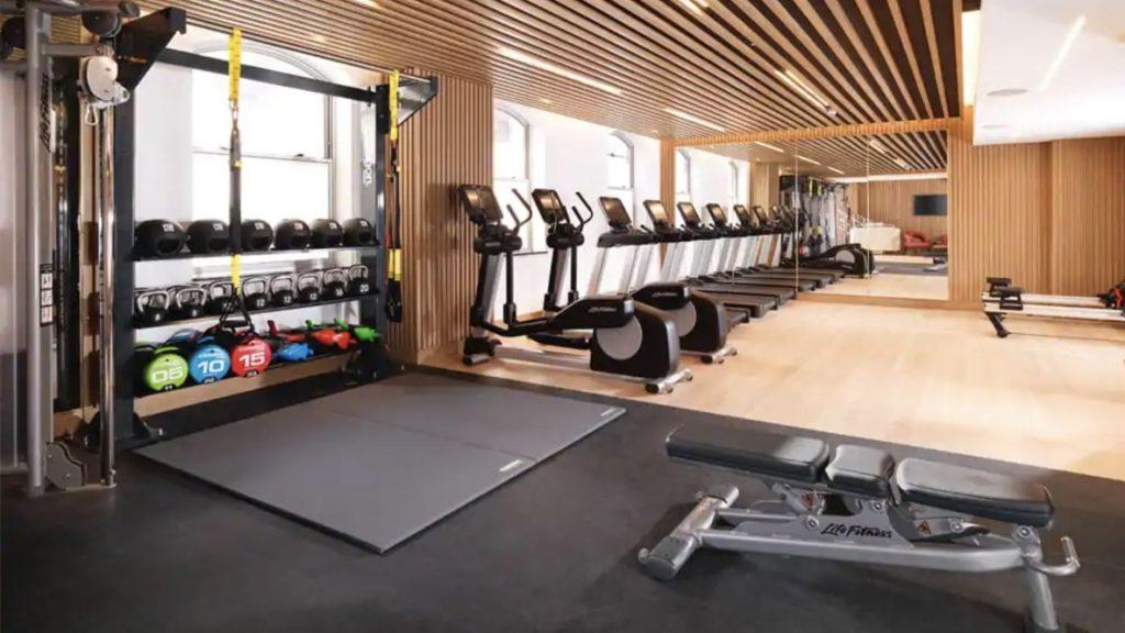 Biltmore Mayfair London Fitness