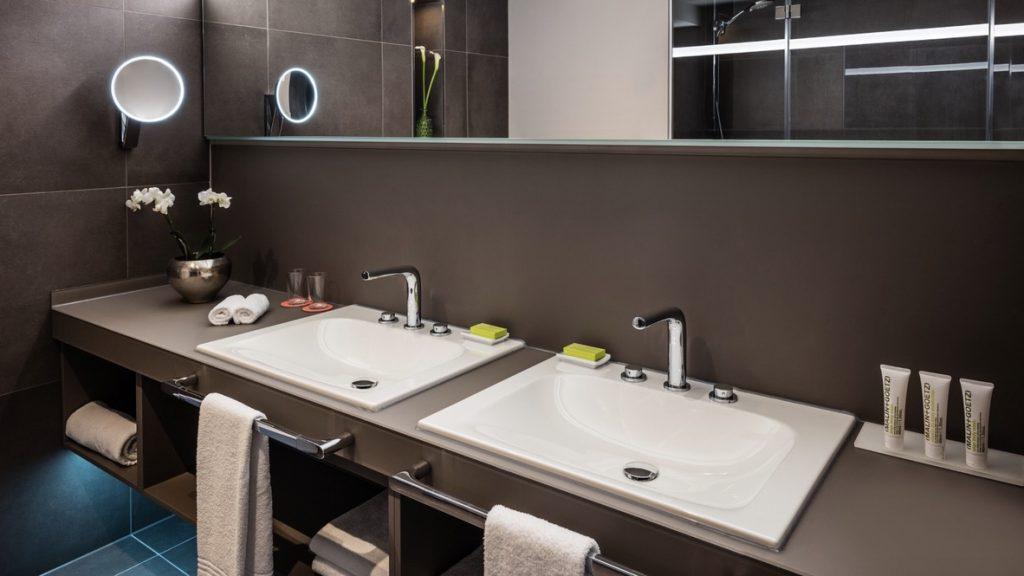 Le Meridien München Badezimmer