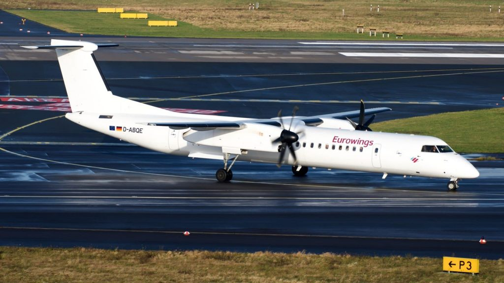 Eurowings Bombardier Q400 D ABQE 39342876462 Cropped