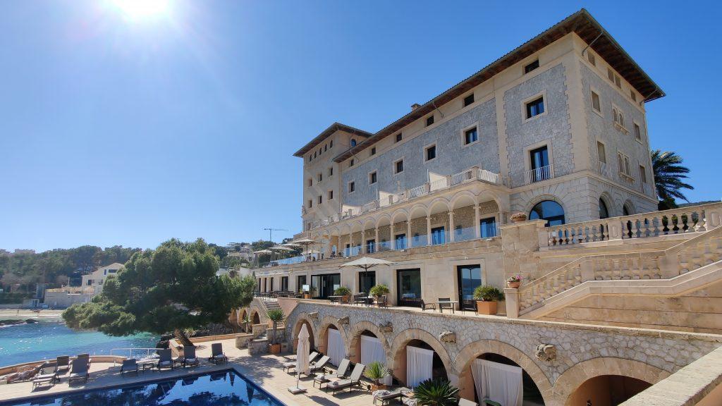 Hospes Maricel Mallorca Gebäude