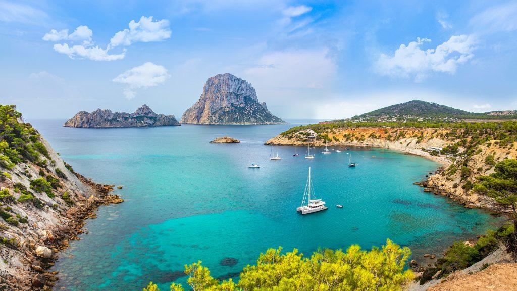 Paysage Ibiza