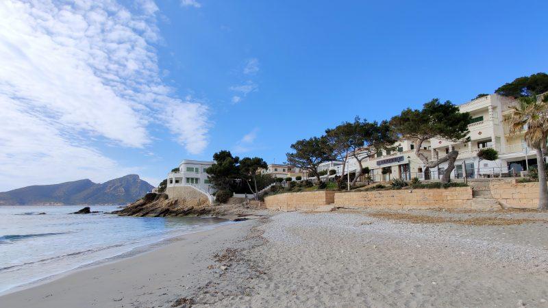 Sant Elm Mallorca Strand