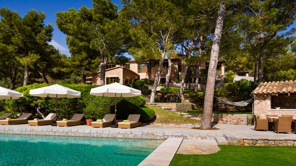 5-Sterne Hotel Son Bunyola Mallorca