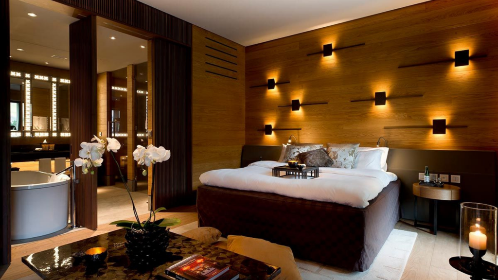 The Chedi Andermatt Deluxe Zimmer