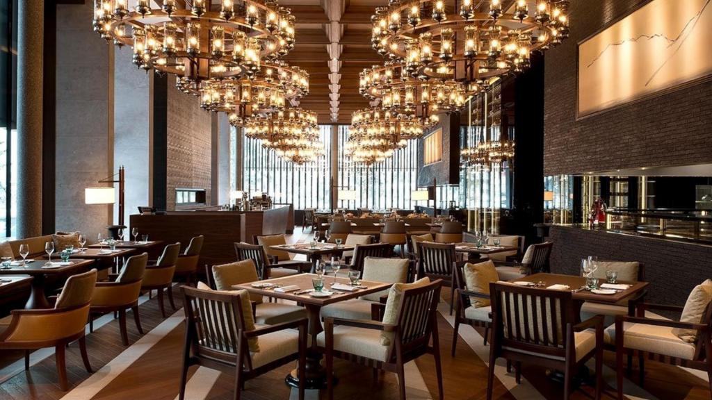 The Chedi Andermatt Restaurant