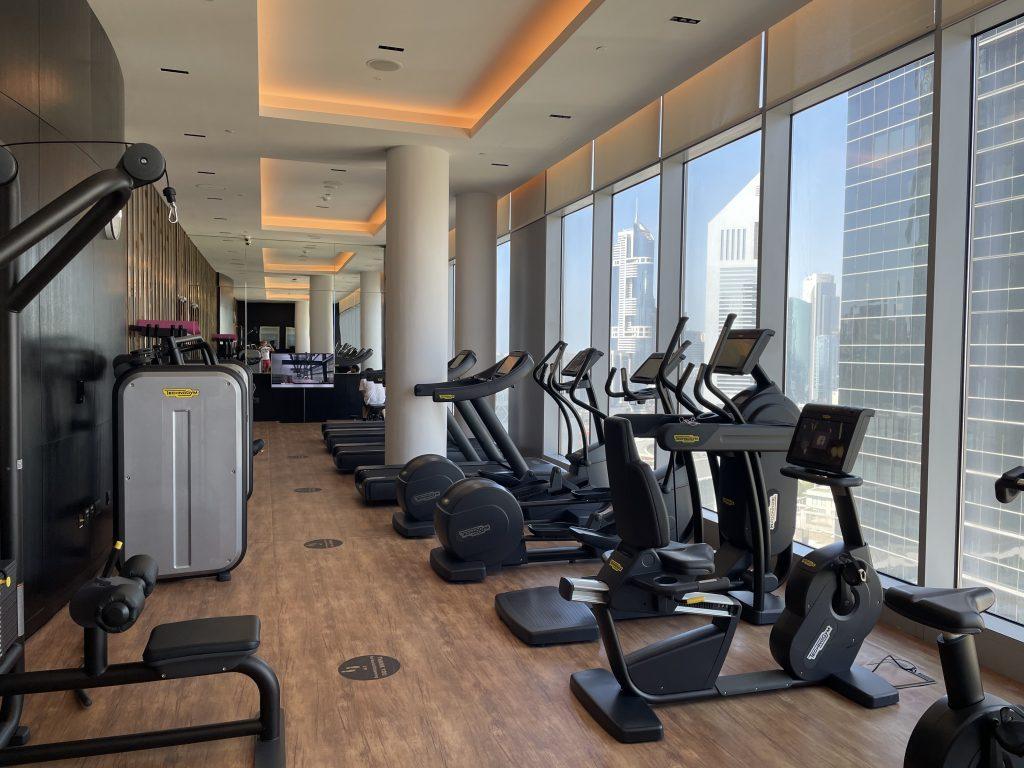Waldorf Astoria Dubai International Financial Centre Fitness