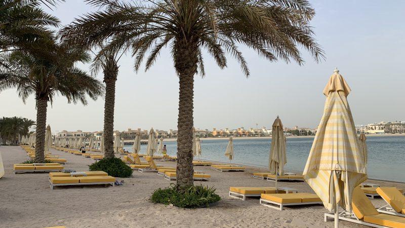 Andaz Dubai The Palm Strand