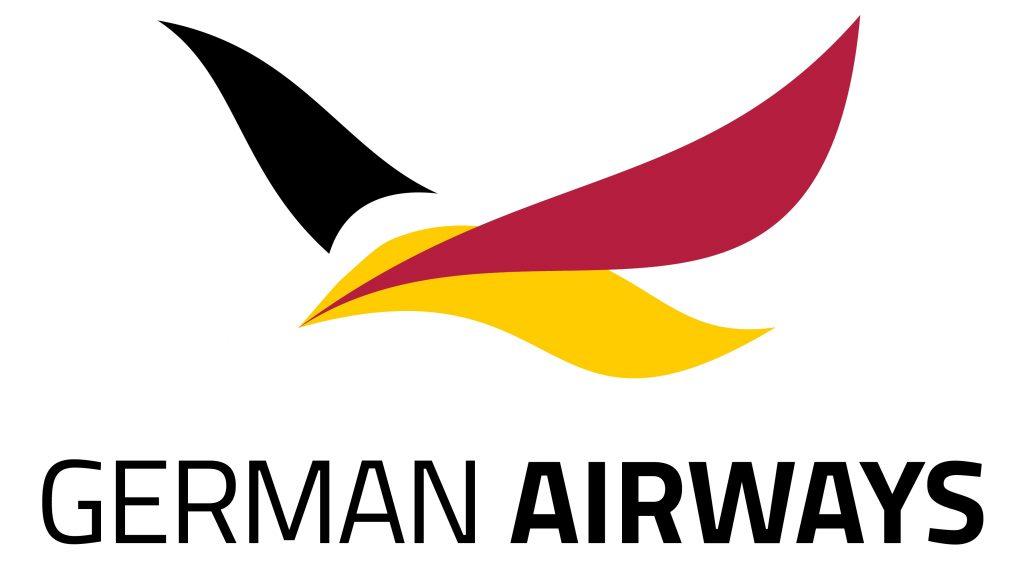 German Airways Logo RGB Cropped