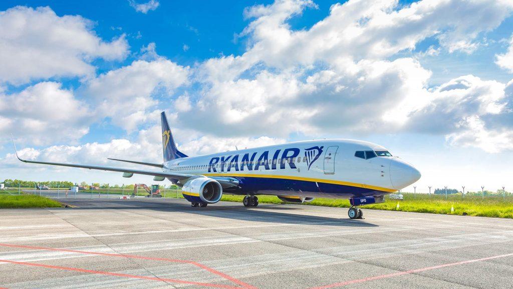 Ryanair On Ground