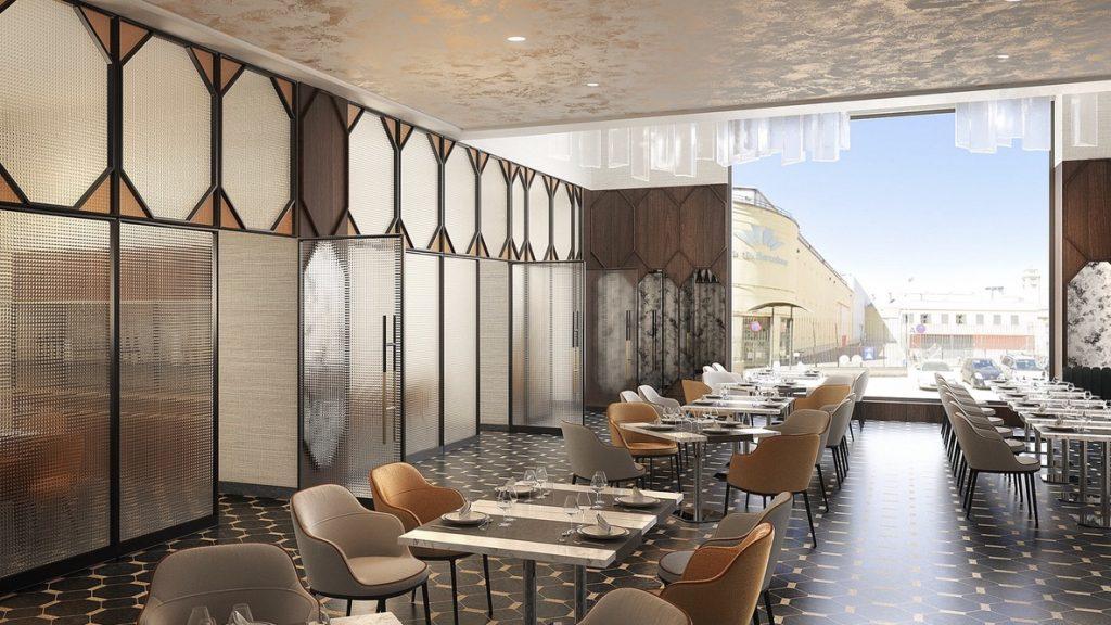 InterContinental Barcelona Quirat Restaurant
