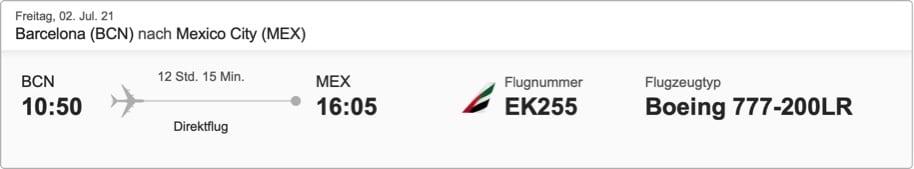 Emirates Fifth Freedom
