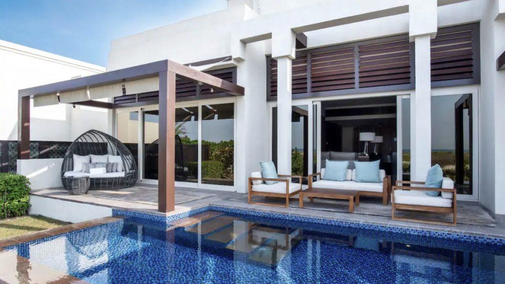 Executive Villa Park Hyatt Abu Dhabi
