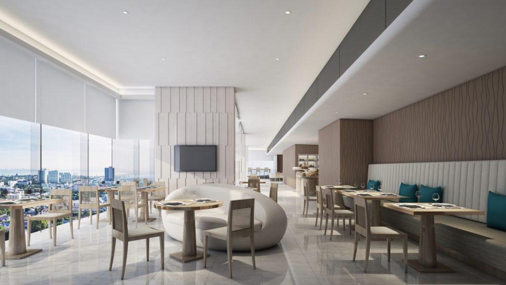 Hilton Pattaya Executive Lounge