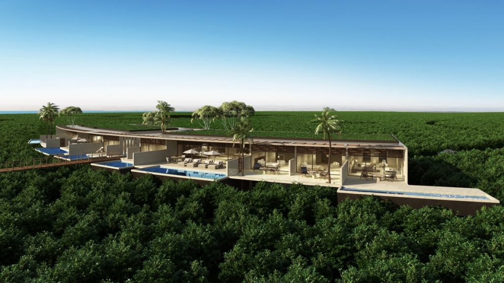 The Riviera Maya Edition, México