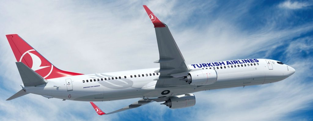 Turkish Airlines Boeing 737MAX