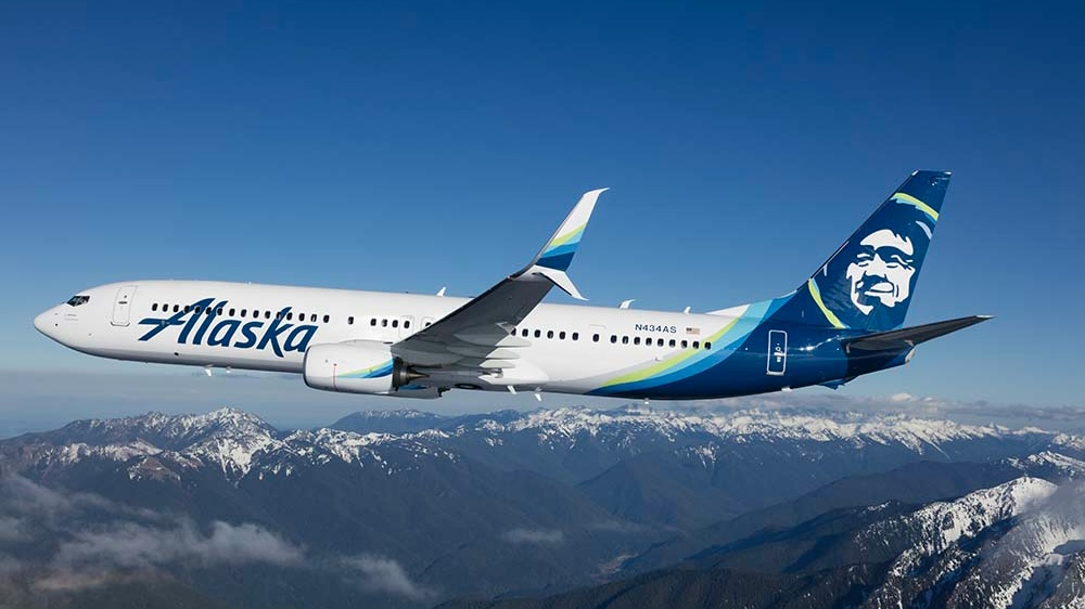 Alaska Airlines Boeing 737 900ER Photographed In April 2016 By Chad Slattery.