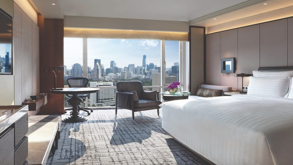 Conrad Bangkok Zimmer