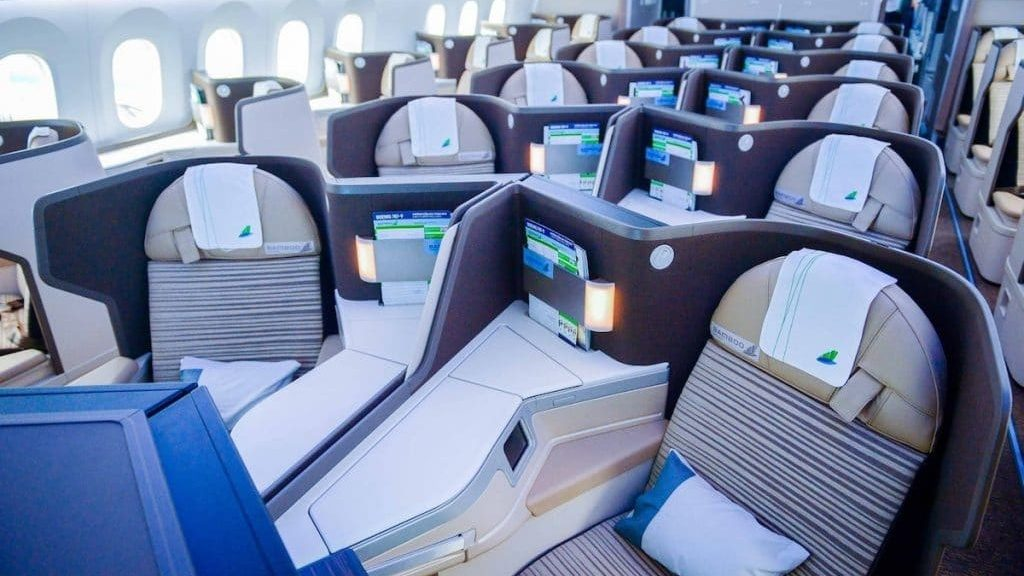 Bamboo Airways Business Class 1024x681 Cropped