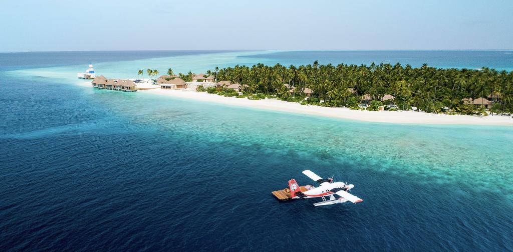 Malediven Steuern Flug